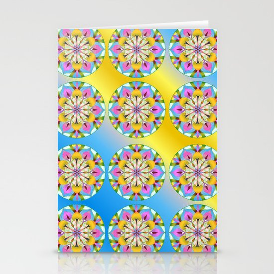 Let the Sun Shine in! Stationery Cards