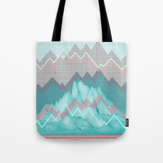 FLAT RELIEF Tote Bag