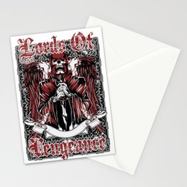 Lords of Vengeance Stationery Cards