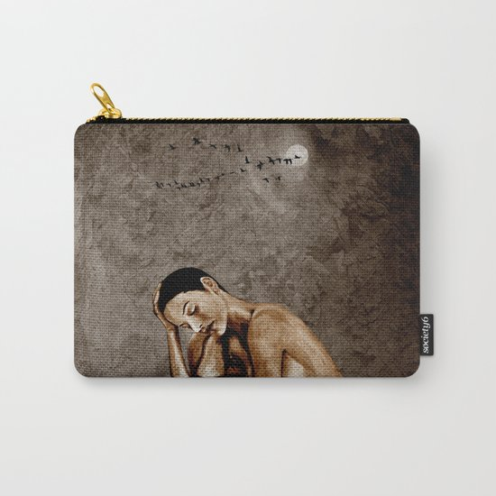 ELYSIUM - vintage version Carry-All Pouch