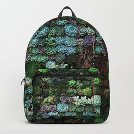 Succulents Galore Backpack