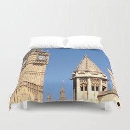 Big Ben, London's Finest Duvet Cover