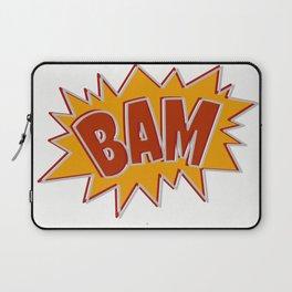 Bam explosion Laptop Sleeve