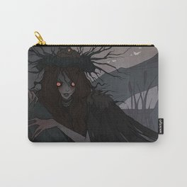 Drawlloween Swamp Thing Carry-All Pouch