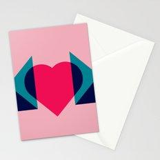 HEART MOM Stationery Cards
