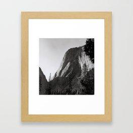 Yosemite valley 2 Framed Art Print