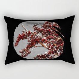 Winter Berry Rectangular Pillow