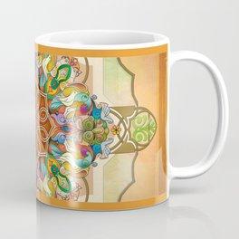 Mandala Birds Coffee Mug