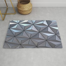Spaceship Earth Rug