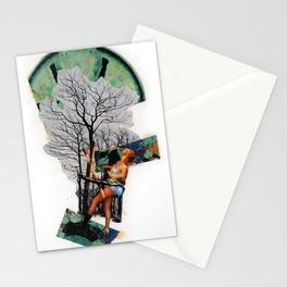 Rape of Aurora | Collage Stationery Cards