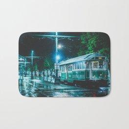 Trolley - Memphis Photo Print Bath Mat