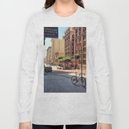 City Wanderlust Long Sleeve T-shirt