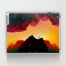 Vibrant Isolation Island Laptop & iPad Skin