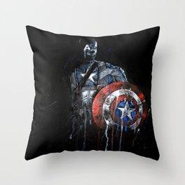 Super Hero Throw Pillow