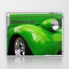 Green Machine Laptop & iPad Skin