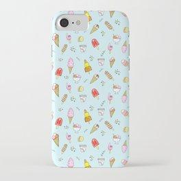 Ice Cream Summer iPhone Case