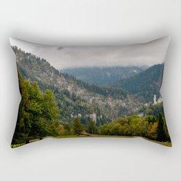 Magic meadow Rectangular Pillow
