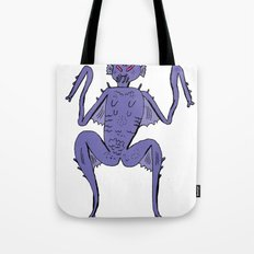 insectillian drone  Tote Bag
