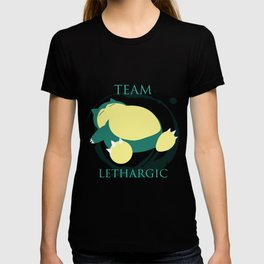 Team Lethargic T-shirt