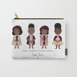 Little Ladies Carry-All Pouch
