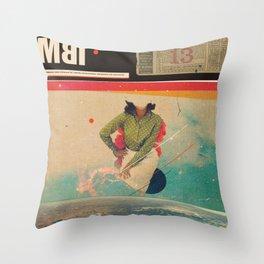 MBI13 Throw Pillow