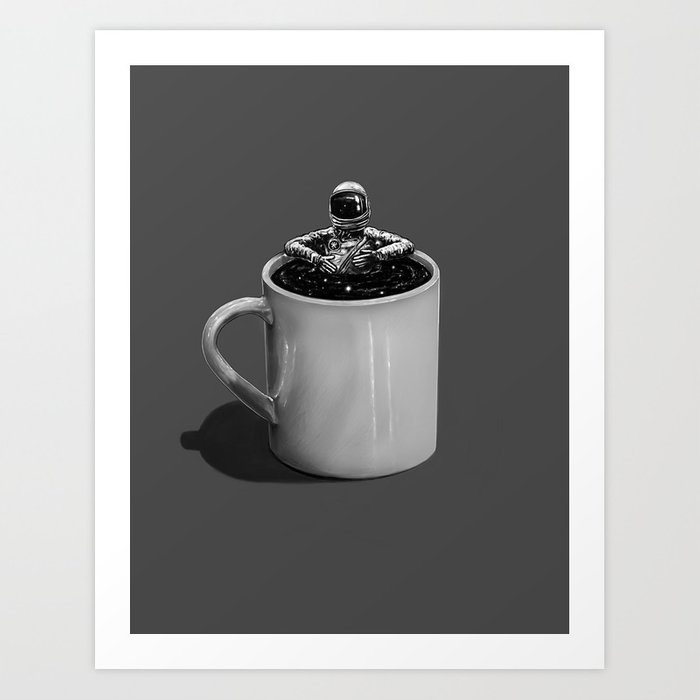Have a Break Art Print