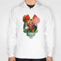 easter Hoodies featuring Radiation Easter by Marko Köppe