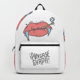 VAMPIRE LIPS Backpack