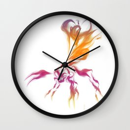 Ichnuemon 2 Wall Clock