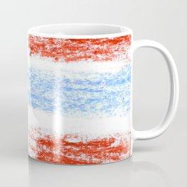 flag of norway 10 – Chalk version  snow,scandinavia,scandinavian,norwegian,oslo Coffee Mug