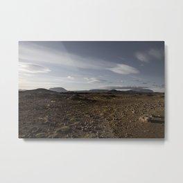 Hverarönd, Iceland Metal Print