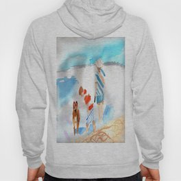 A Day at the Beach Hoody