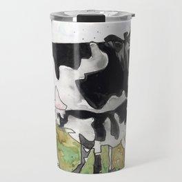 Cow Mommy Travel Mug