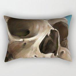 Skull 1 Rectangular Pillow