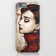 Audrey Hepburn Slim Case iPhone 6