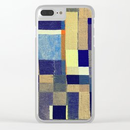 Athletics Clear iPhone Case