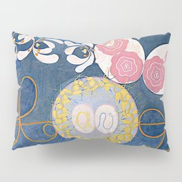 The Ten Largest No. 01 Childhood Group IV Hilma Af Klint Pillow Sham