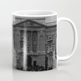 Retro UK England London Old Guard Buckingham Palace 1970 Coffee Mug
