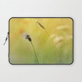 I'd like to sit here with you .... Laptop Sleeve