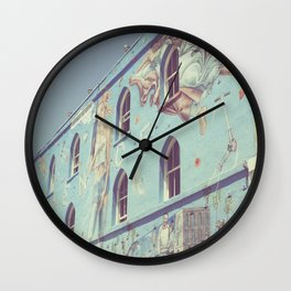 Venice Beach California Wall Clock