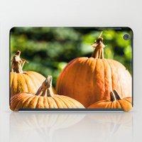 vegetable iPad Cases featuring  autumn vegetable by Karl-Heinz Lüpke