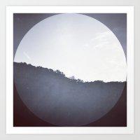 Black&white Abstract Art Print