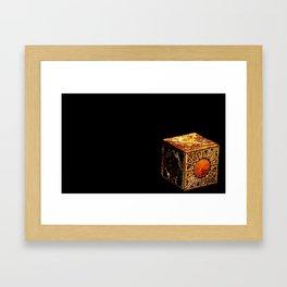 True Lament Framed Art Print