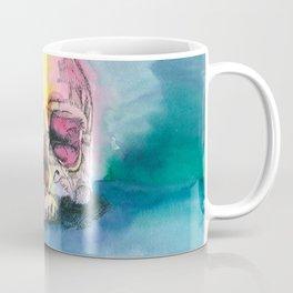Colorful Skull 3 Coffee Mug