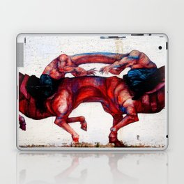 Headless Horsemen Graffiti Laptop & iPad Skin