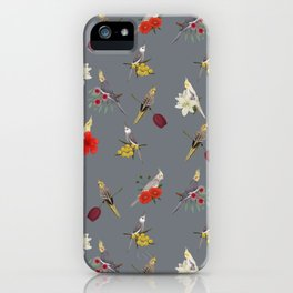 Cockatiels Galore iPhone Case