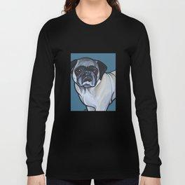 Murphy the pug Long Sleeve T-shirt