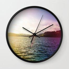 Conwy Wall Clock