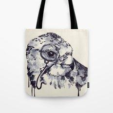 Monocle Bird Tote Bag