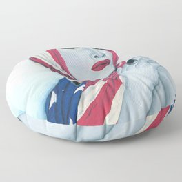 American Ladyboy Floor Pillow